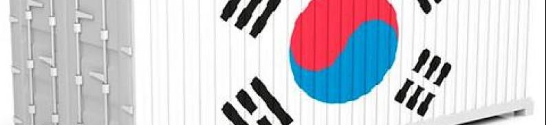 Доставка из Кореи